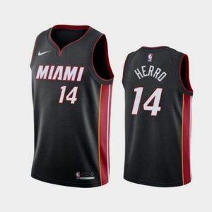 Miami Heat Tyler Herro Black Jersey